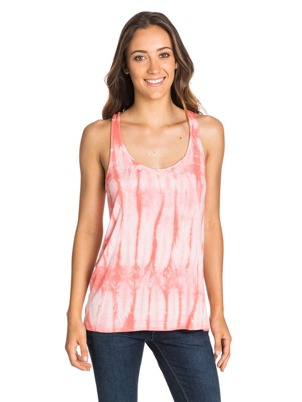 0 Fall For You Tank Top Pink ARJKT03016 Roxy