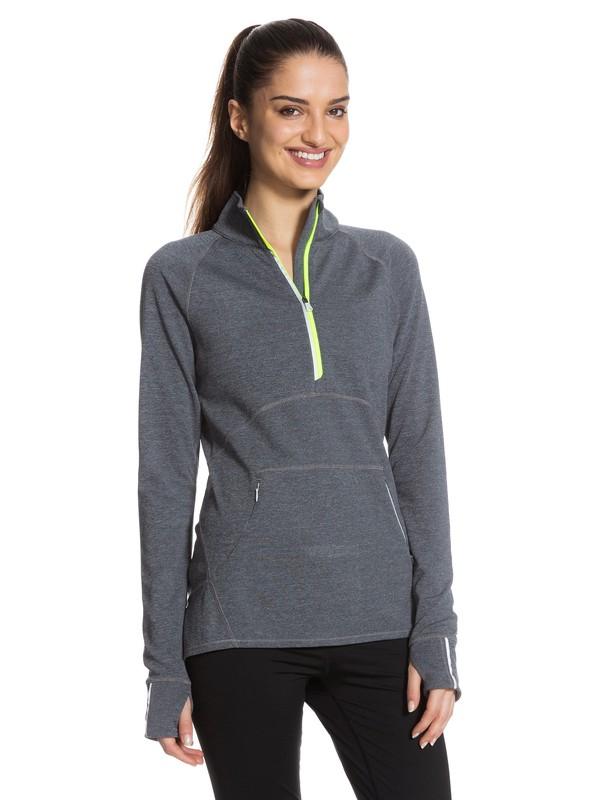 0 Dawn Runner Half Zip Pullover  ARJKT03017 Roxy