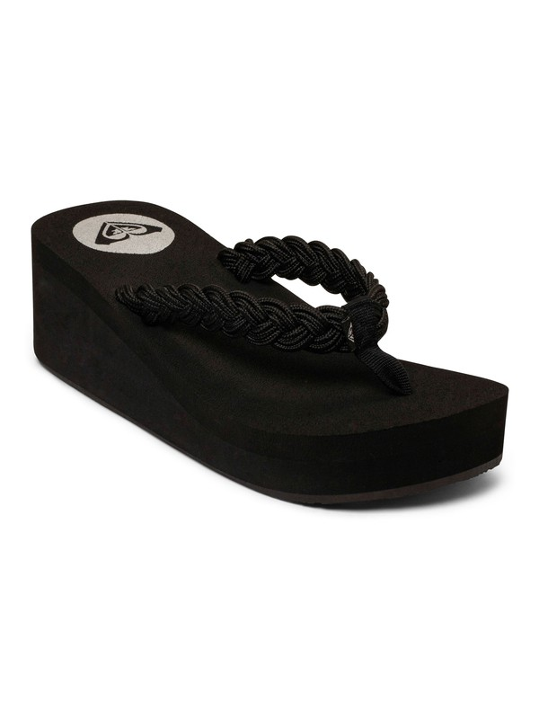 0 Tidal Wave Wedge Sandal  ARJL100127 Roxy
