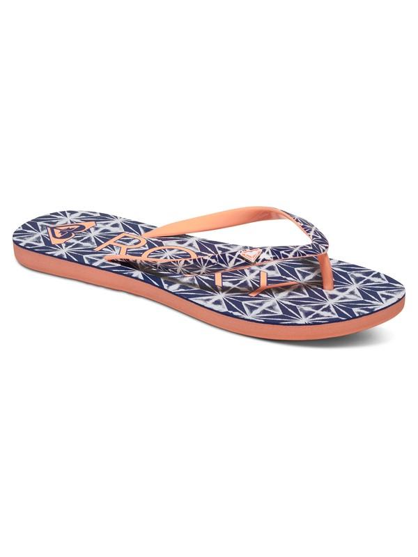 0 Mimosa Flip Flops Blue ARJL100129 Roxy