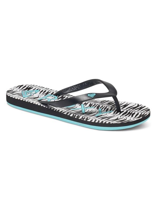 0 Tahiti Flip Flops Turqoise ARJL100132 Roxy