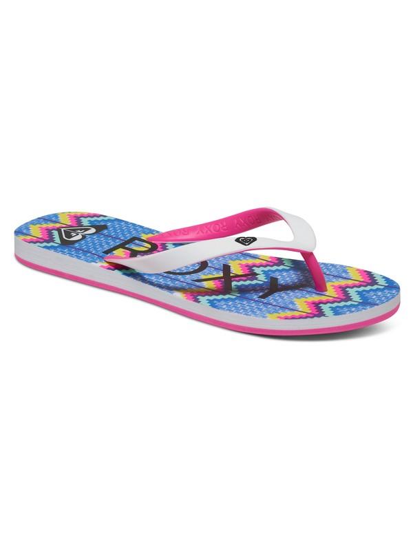 0 Tahiti Flip Flops Blue ARJL100132 Roxy