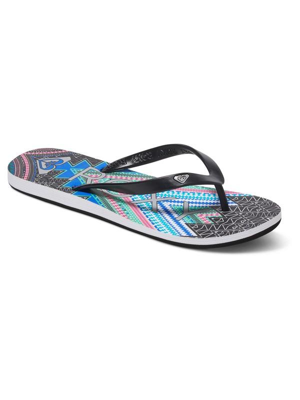 0 Tahiti - Flip-Flops Black ARJL100132 Roxy