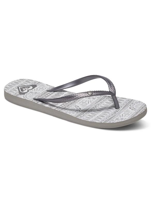 0 Bermuda - Flip-Flops Grey ARJL100249 Roxy