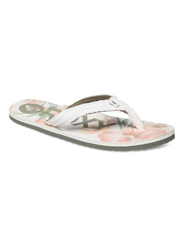 0 Palm Sandals  ARJL100258 Roxy
