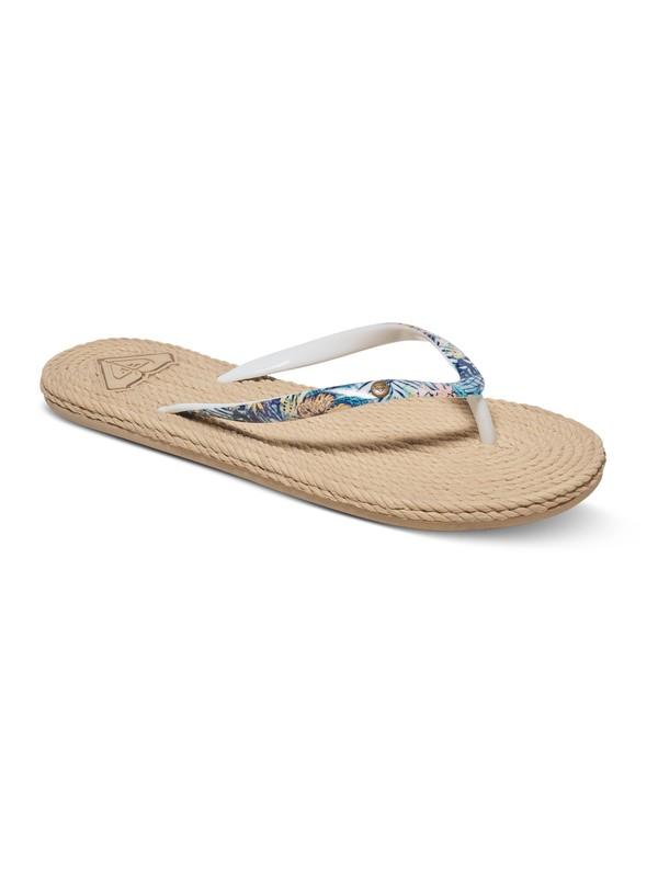0 Southbeach - Flip-Flops Blue ARJL100454 Roxy