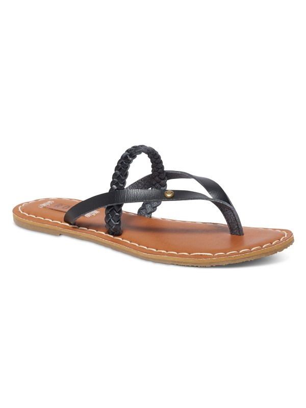 0 Lanae Sandals Black ARJL100493 Roxy