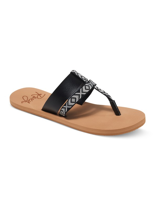 0 Kahula Sandals Black ARJL100549 Roxy