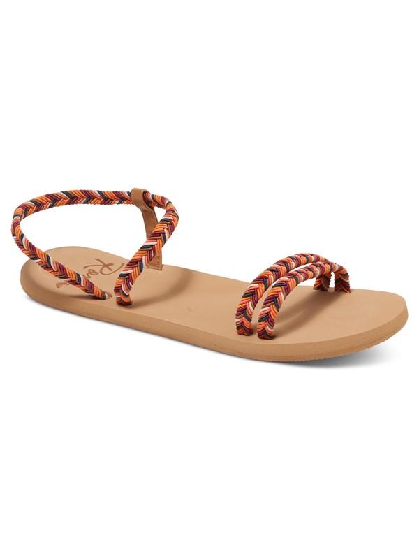 0 Luana Sandals Orange ARJL100550 Roxy