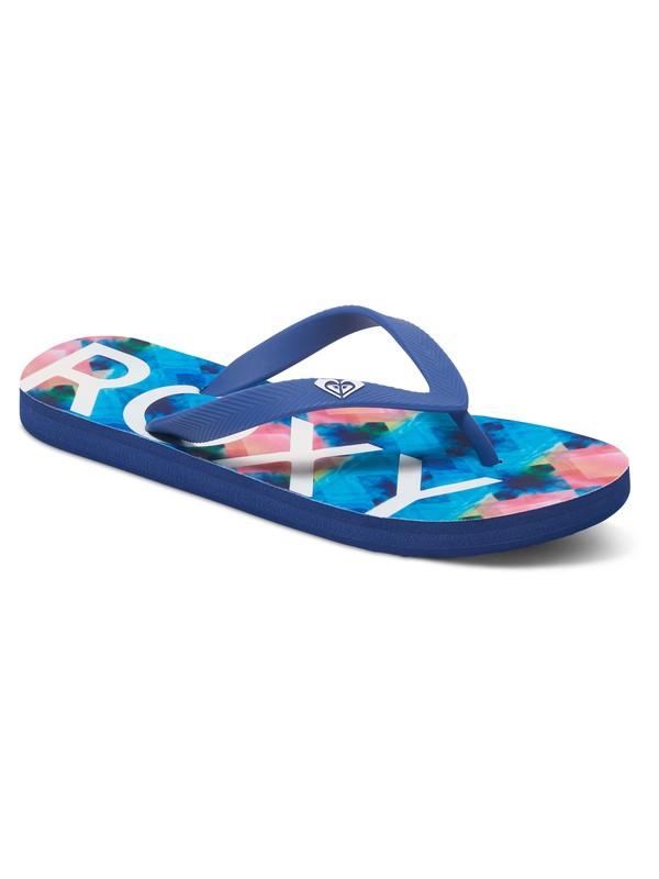 0 Playa - Sandalen Blau ARJL100557 Roxy
