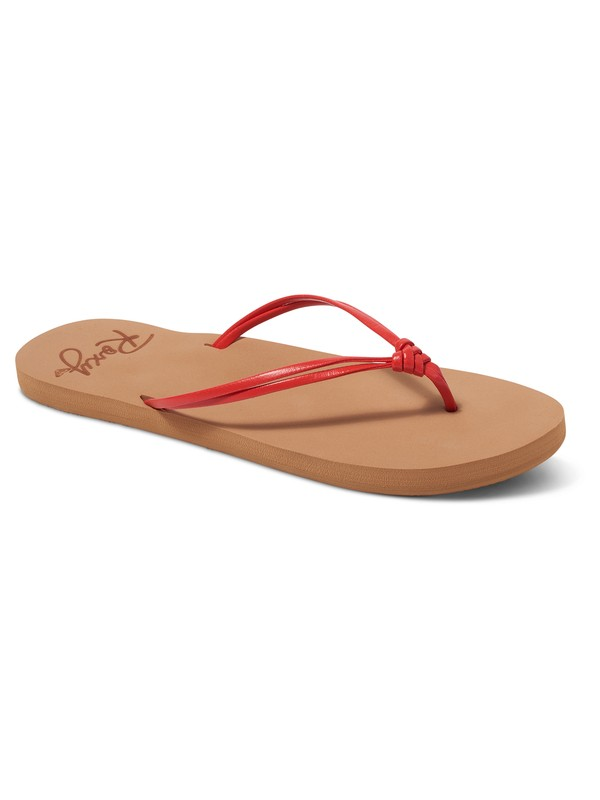 0 Lahaina Sandals Red ARJL100570 Roxy