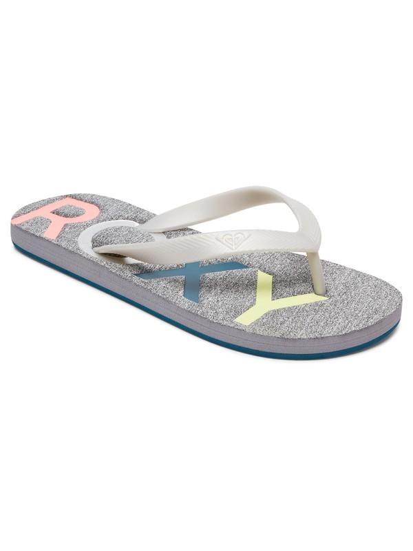 0 Playa Flip Flops Grey ARJL100667 Roxy
