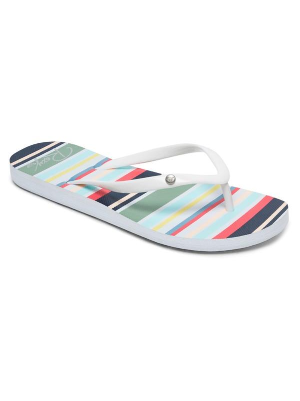 0 Portofino  Flip Flops White ARJL100668 Roxy