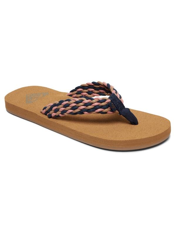 0 Porto  Sandals Blue ARJL100677 Roxy