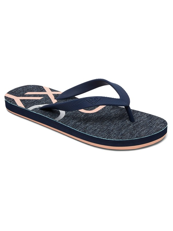 0 Playa - Tongs Bleu ARJL100691 Roxy
