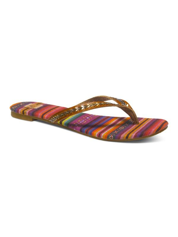 0 Tangier - Sandals Brown ARJL200375 Roxy