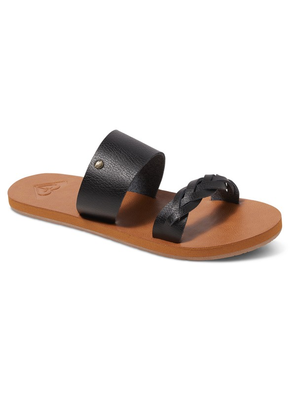 0 Tess - Sandals Black ARJL200520 Roxy