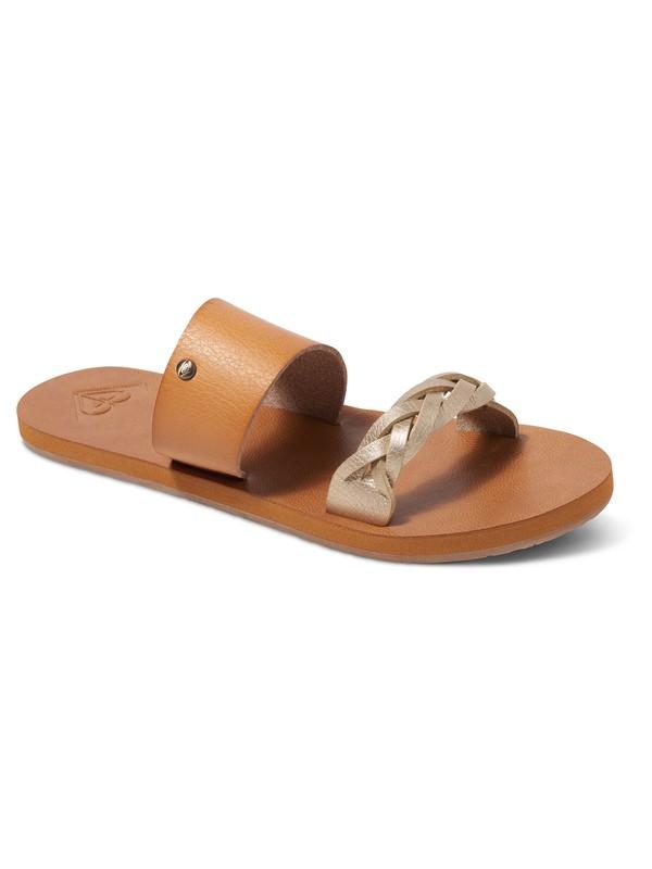 0 Tess Sandals Beige ARJL200520 Roxy