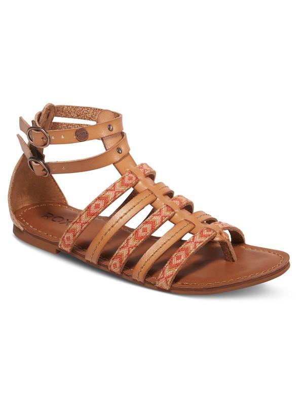 0 Emilia - Sandals Beige ARJL200526 Roxy