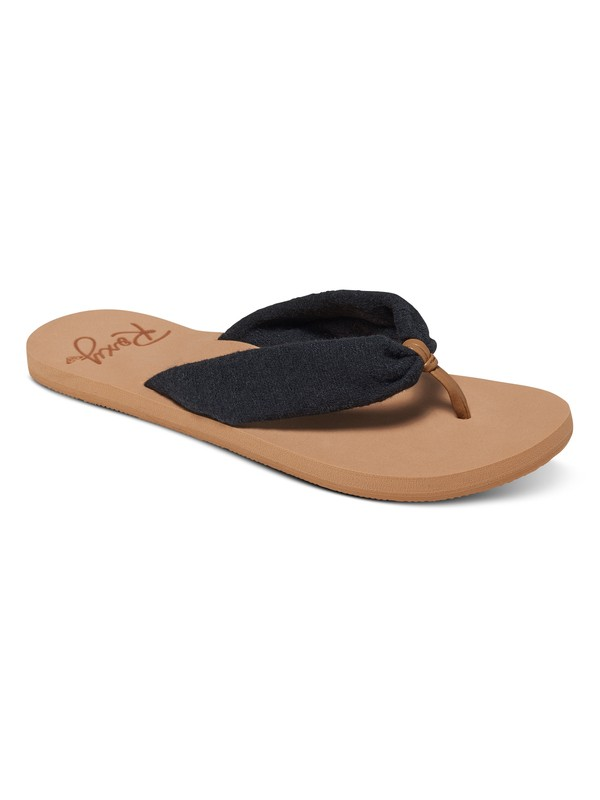 0 Paia - Sandals Black ARJL200561 Roxy