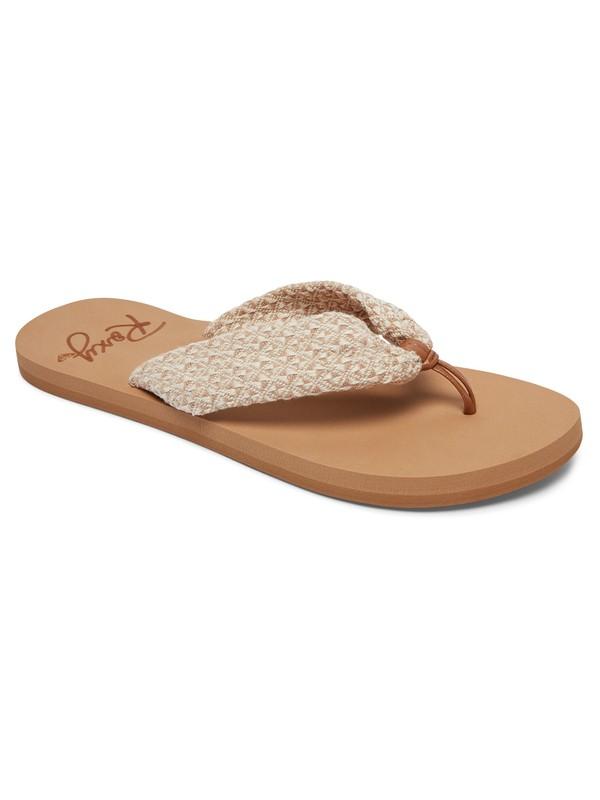 0 Paia Sandals White ARJL200561 Roxy