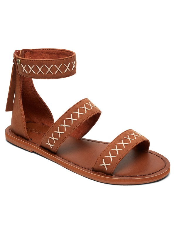 0 Natalie - Sandals Brown ARJL200621 Roxy