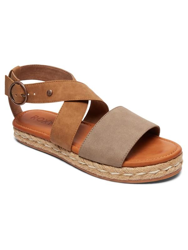 0 Raysa - Sandals Beige ARJL200623 Roxy