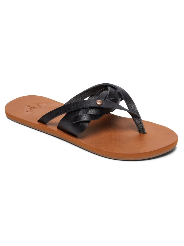 0 Evelyn - Sandals Black ARJL200677 Roxy