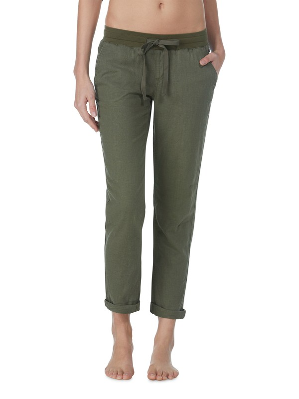 0 Ivy Beach Pants  ARJNP00016 Roxy