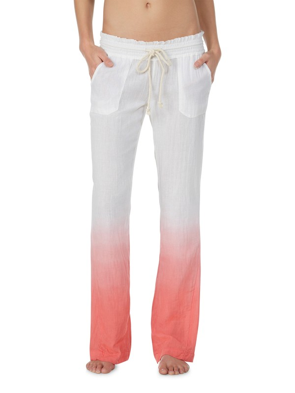 0 Ocean Side Dip Beach Pants  ARJNP00022 Roxy