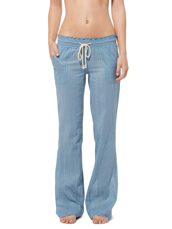 0 Oceanside Dobby Beach Pants  ARJNP00027 Roxy