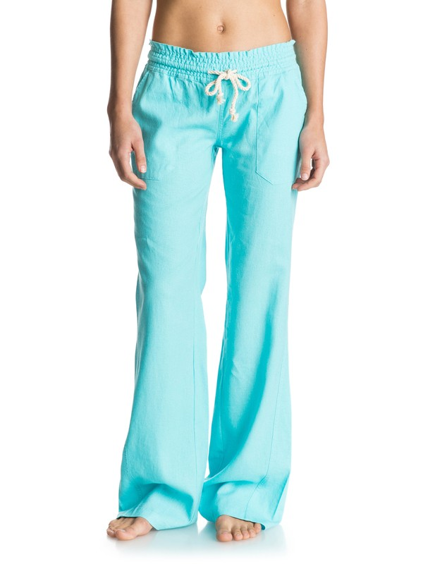 0 Oceanside Beach Pants  ARJNP03006 Roxy