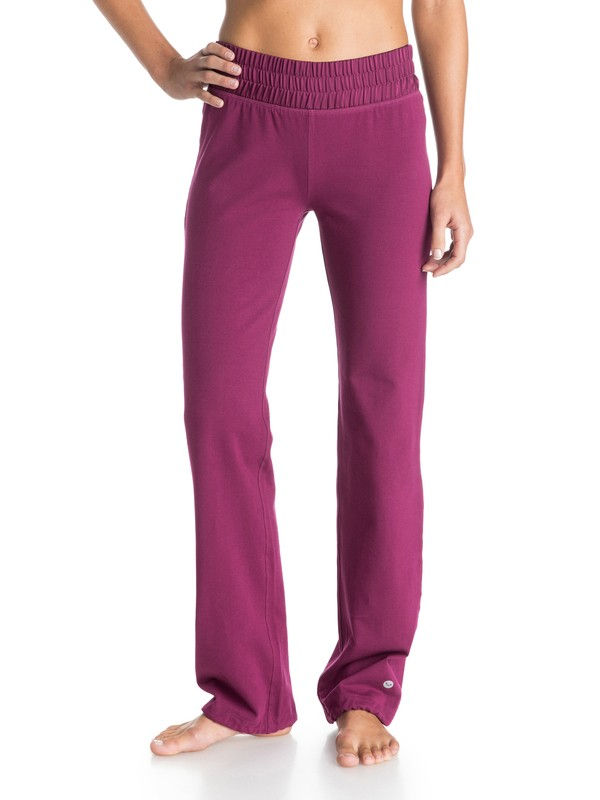 0 Let Loose - Relaxed Slim Fit Trousers  ARJNP03057 Roxy