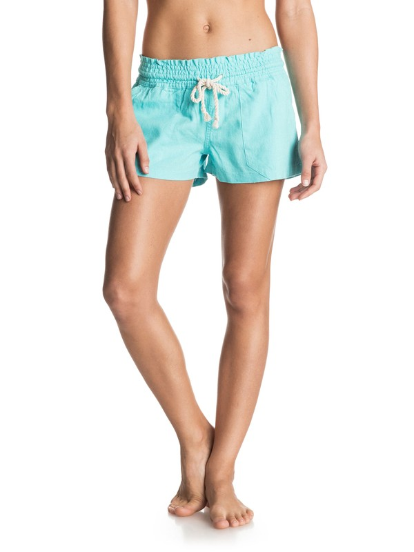 0 Oceanside Beach Shorts  ARJNS03007 Roxy