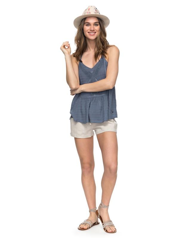 0 Oceanside Beach Shorts Grey ARJNS03007 Roxy