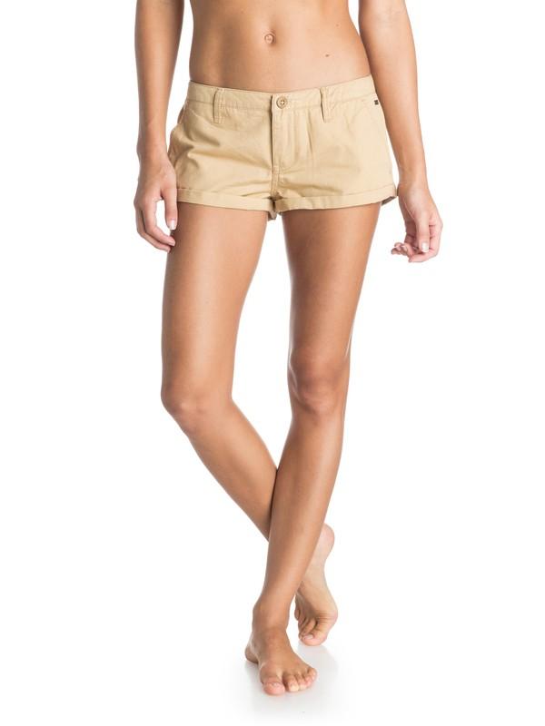 0 Cheeky - Super Short Shorts  ARJNS03045 Roxy
