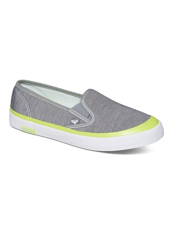 0 Redondo Stripe Slip On Shoes  ARJS300227 Roxy