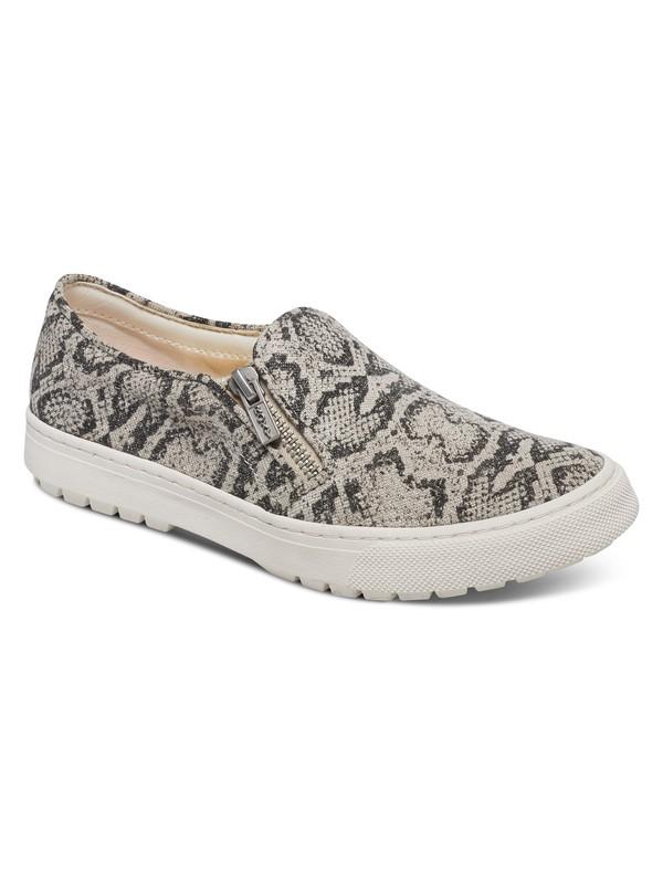 0 Juno - Zip Slip-On Shoes  ARJS300256 Roxy