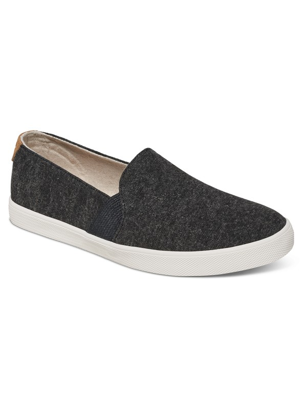 0 Atlanta - Chaussures slip-On Noir ARJS300275 Roxy