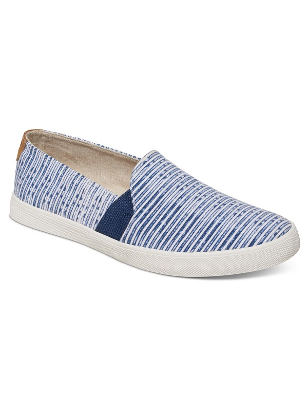 0 Atlanta Slip-On Shoes Blue ARJS300275 Roxy