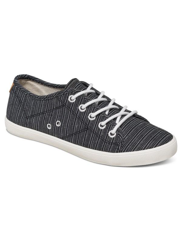 0 Memphis Lace-Up Shoes Black ARJS300276 Roxy