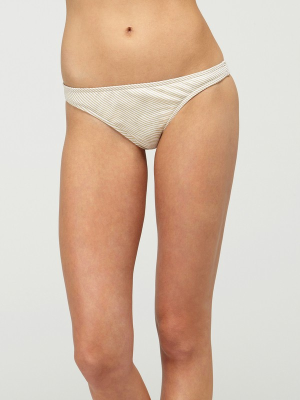 0 Bronzed Melody Itsy Bitsy Bikini Bottoms  ARJS400023 Roxy