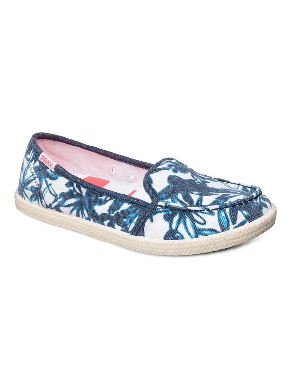 0 Lido Rope Slip-On Shoes  ARJS600291 Roxy