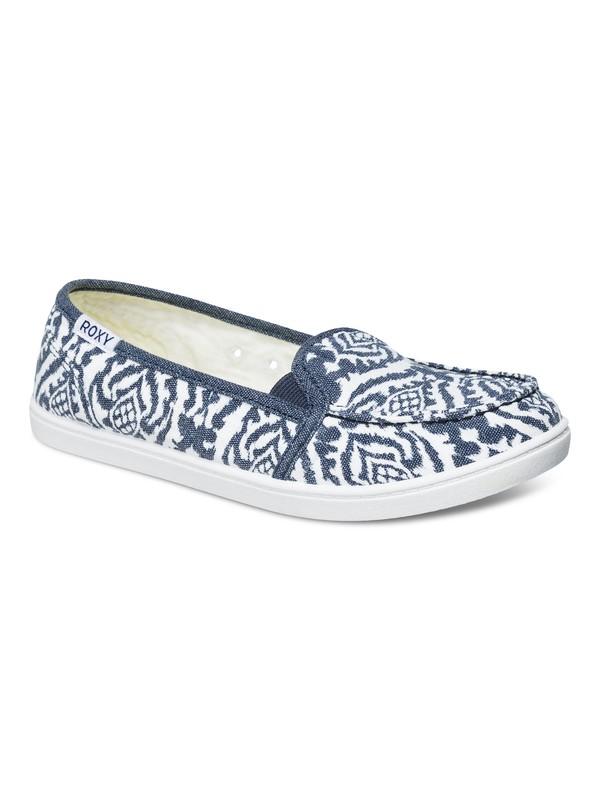 0 Lido Plus Slip-On Shoes  ARJS600314 Roxy