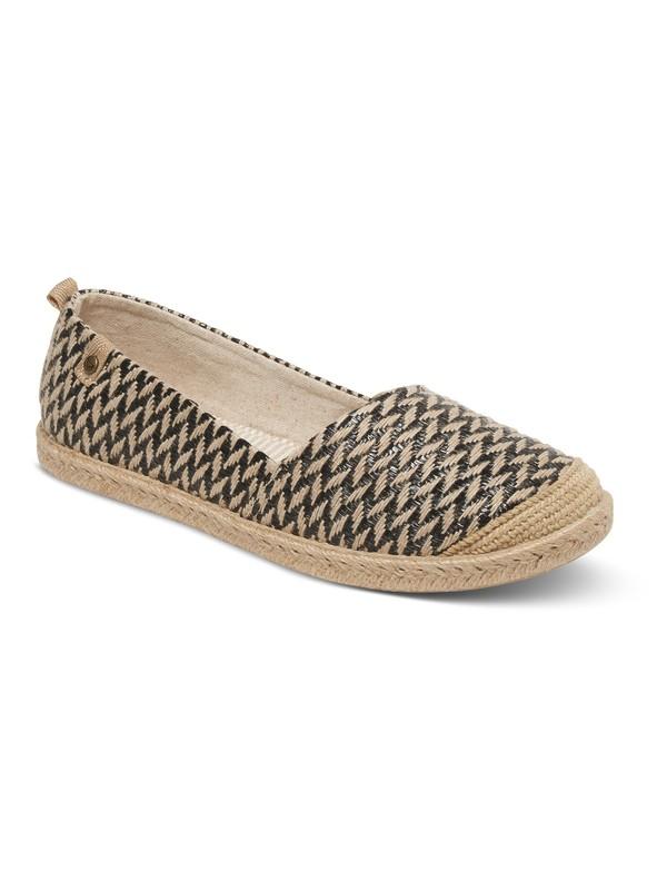 0 Flamenco Slip-On Shoes Black ARJS700058 Roxy