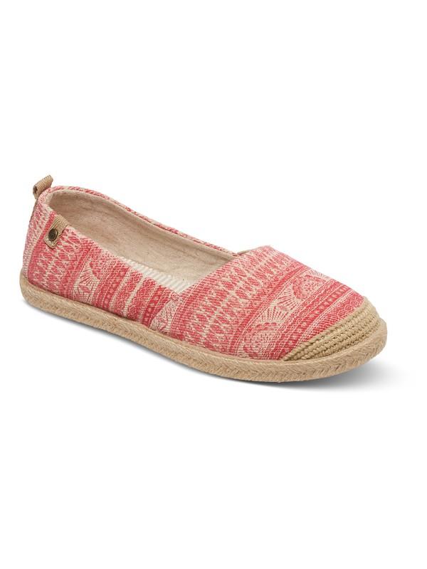 0 Flamenco Slip-On Shoes Red ARJS700058 Roxy