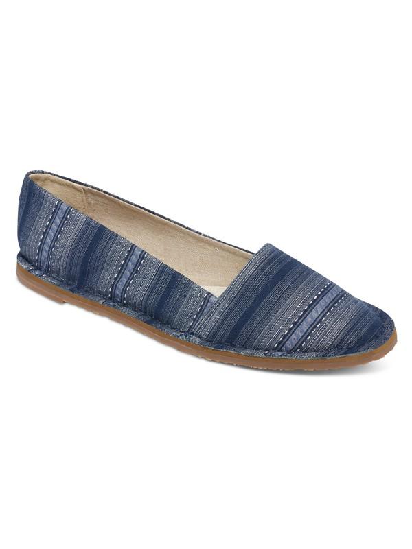 0 Sage Slip-On Shoes Blue ARJS700097 Roxy