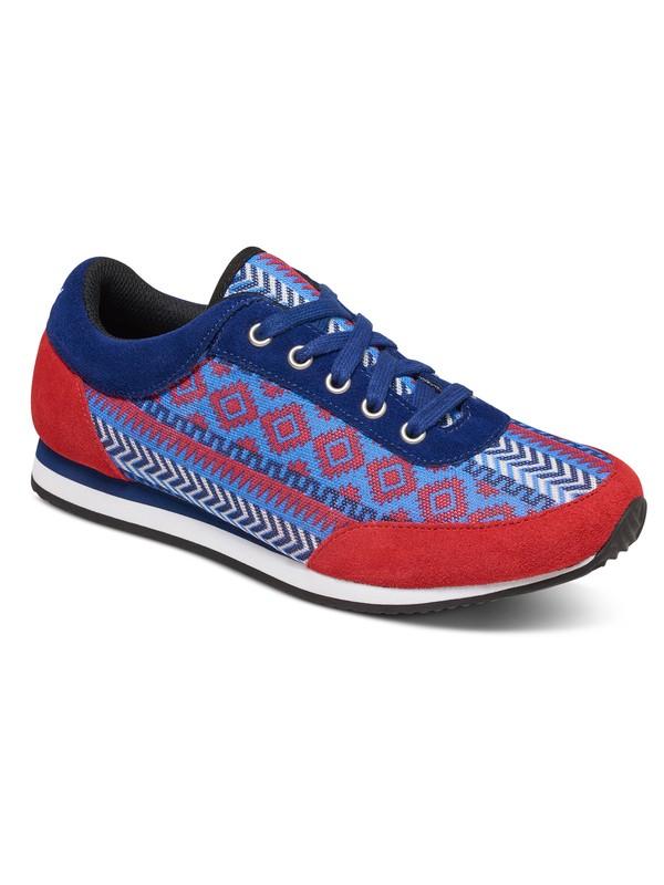 0 Brisbane - Chaussures lacées Rouge ARJS700104 Roxy
