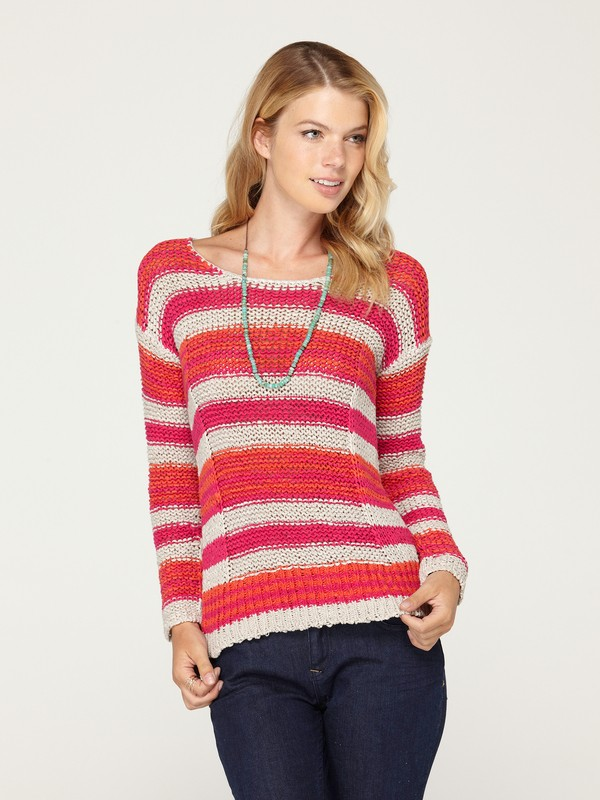 0 World Of My Own Sweater  ARJSW00049 Roxy