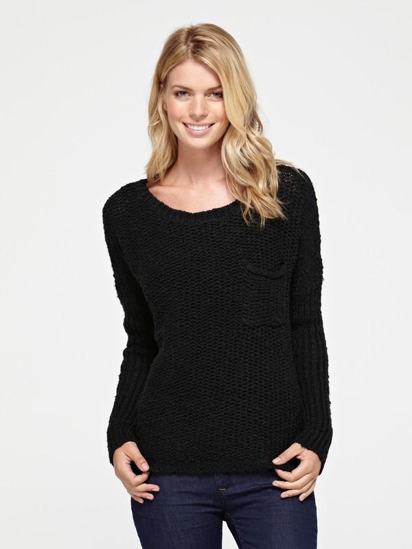 0 Good Day Sunshine Sweater  ARJSW00063 Roxy